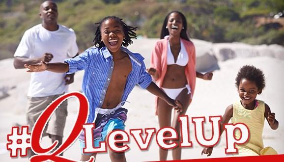 Q Level Up