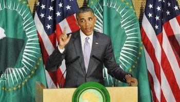 President Obama Addresses African Union