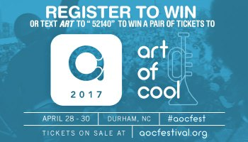 art of cool - durham - march 2017