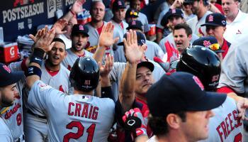 Wild Card Game - St Louis Cardinals v Atlanta Braves