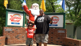 Holiday World 2017 Tour with Boogie D