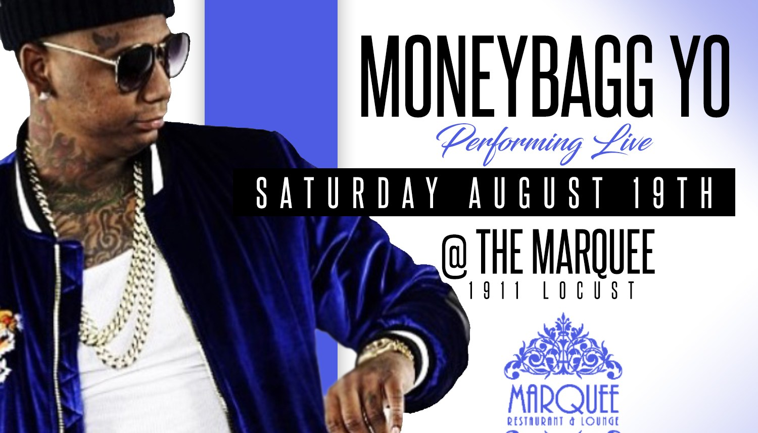 MoneyBagg Yo at The Marquee