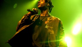 ScHoolboy Q And Joey Bada$$ Perform At Fox Theater