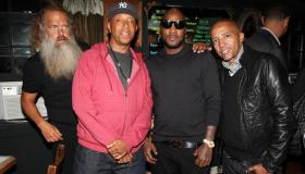 Def Jam's 25th Year Private Dinner