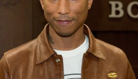 Pharrell Williams Book Signing For 'Happy!'