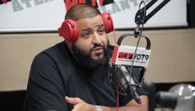 DJ Khaled Gives Mz Shyneka The Word On The Streets
