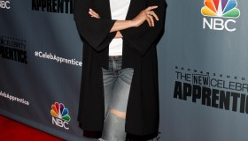 Q&A For NBC's ' The New Celebrity Apprentice' - Arrivals