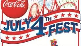July 4th coke