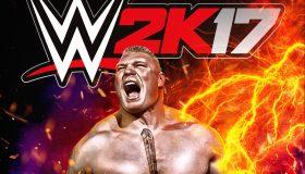 WWE 2K17 Contest