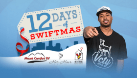 12 Days of Swiftmas