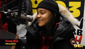 Young M.A. - Interview