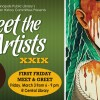 Meet the Artists Gala Meet & Greet