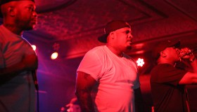 The Lox Concert - Indy
