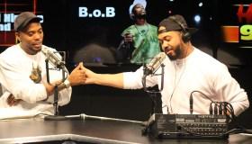 BOB Interview - Hot 96.3