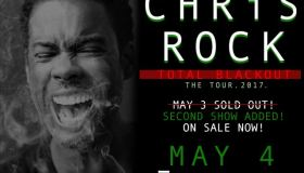Chris Rock Flyer