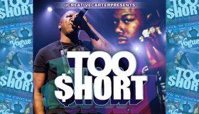 Too Short Concert Flyer