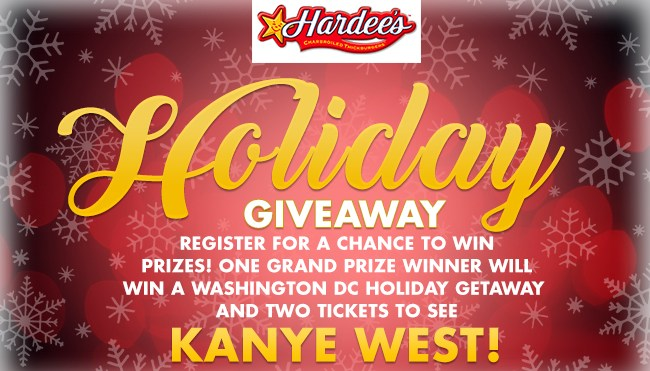 The KISS Hardees Holiday Getaway