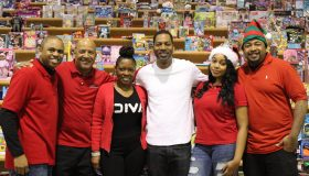 Toy Drive w/ Tony Rock