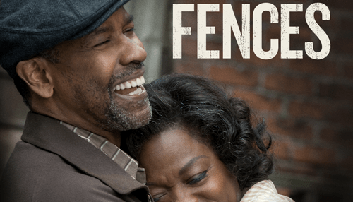 Fences Flyer