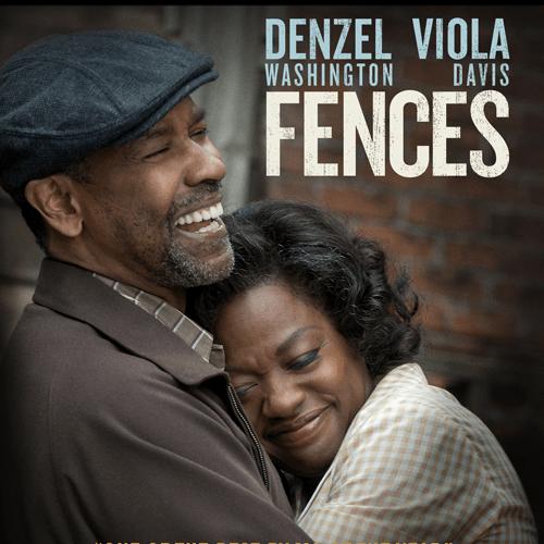Fences Flyer