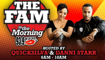 The Fam In The Morning Logo