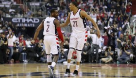 Atlanta Hawks v Washington Wizards - Game Two