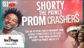 Shorty Da Prince Prom Crashers