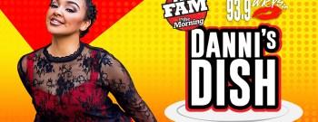 Danni's Dish Graphic