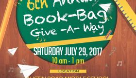 Greater New Hope Christian Assembly 6th Annual Book-Bag Give-A-Way