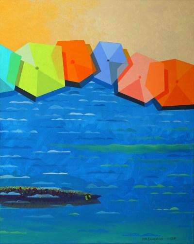 Color Meets The Sea