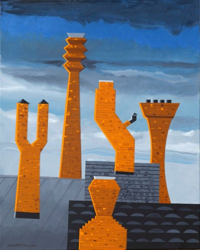 Chimneys<br/>No. 3