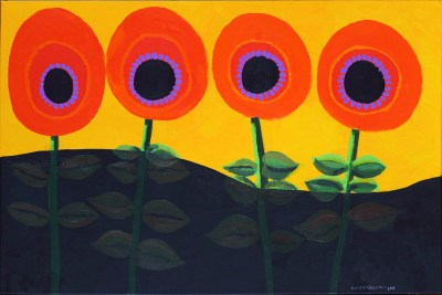 "Emerging Flowers<span class=""reddot""></span>"