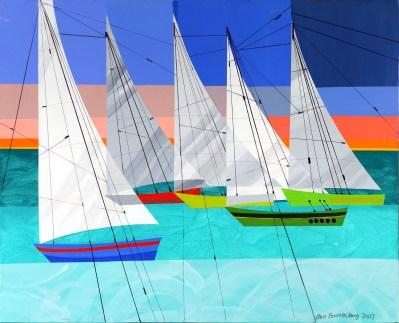 "Sailing<br/>No. 6<span class=""reddot""></span>"