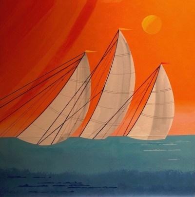 Sails No. 2