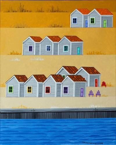 """<span>Waterfront Cottages  </span> <span class=""""reddot""""></span>"""