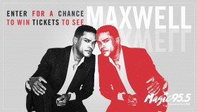 maxwell sweepstakes