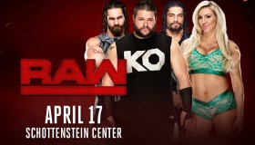 WWE Raw April 2017