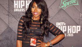 DJ Dimepiece BET Hip Hop Awards