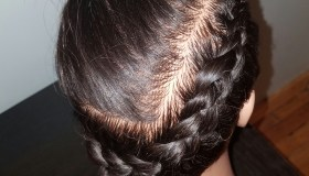GET THE LOOK: DIY Hair