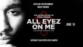 All Eyez On Me Movie Premier
