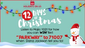 Kia Holidays on Us 12-Days of Christmas