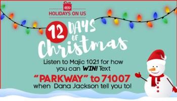 Kia Holidays on Us 12-Days of Christmas