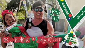 2017 Salvation Army 2nd Annual Christmas in July 5K