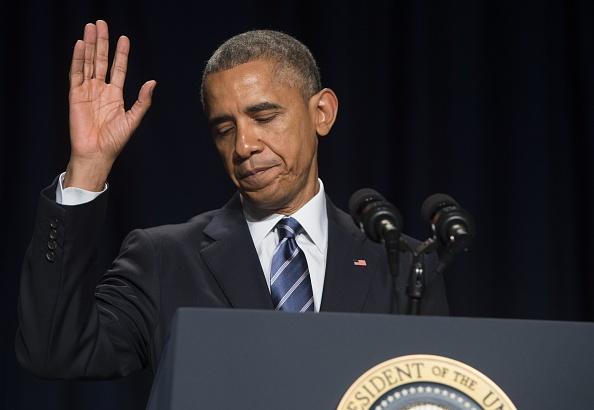 President Obama Speaks at the 2015 National Prayer ...