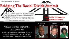 Bridging The Racial Divide Summit