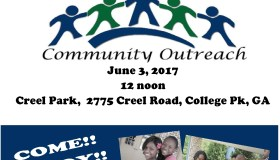 Cornerstone Fellowship Church Community Outreach