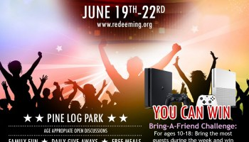 Redeemers Connection Summer Event