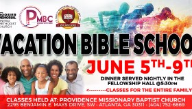 Vacation Bible School At Providence