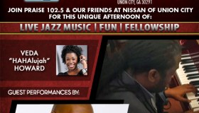 Gospel Jazz May 2017