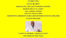 Emmanuel's Youth Empowerment Session